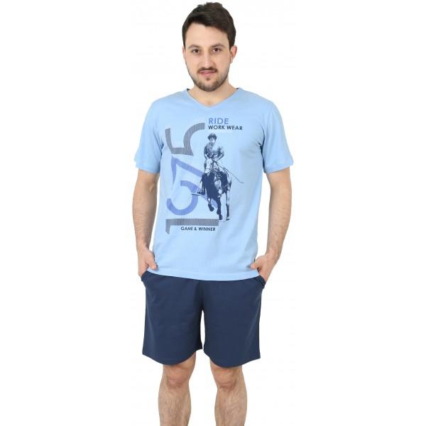 Pijama Hombre Corto Ride