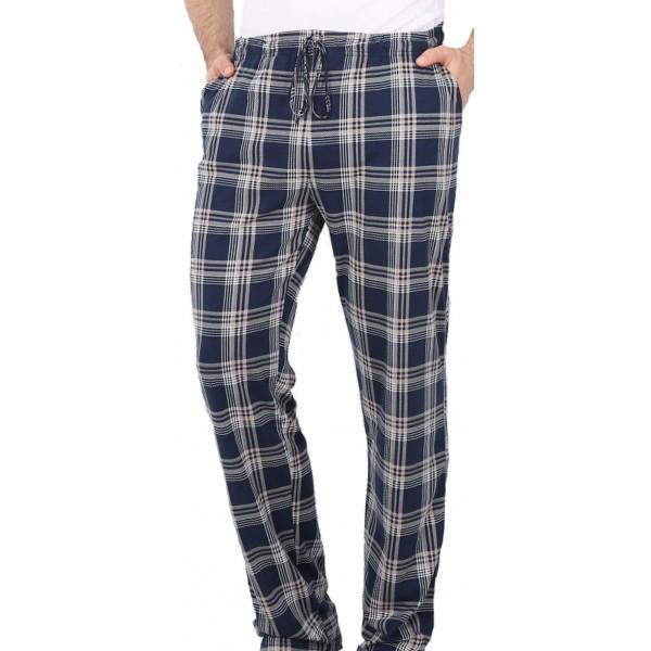 Pantalon Pijama Cuadros Grandes