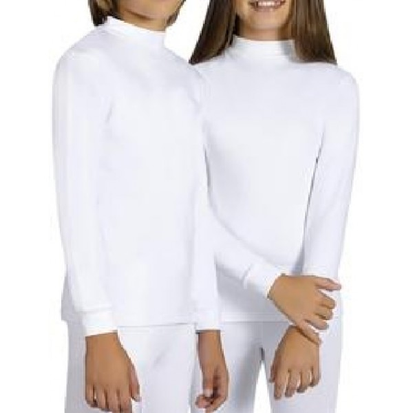 Camiseta Termal Niña/o Semicisne