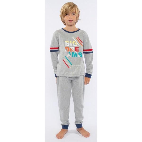 Pijama Interlook/Felpa Manga Larga Niño Big Dre