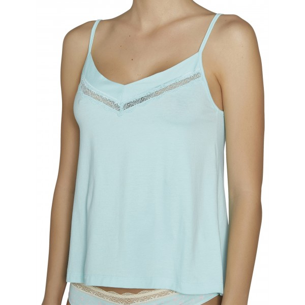 Camiseta de Mujer Fantasia Algodon Aqua Splash